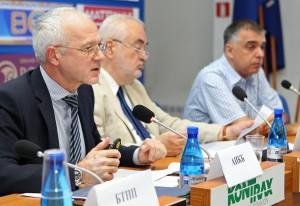 Пресконференция за МОД-2016